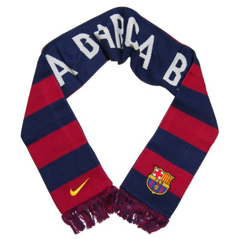 Шарф Nike FCB Supporter Scarf - Blue/Red