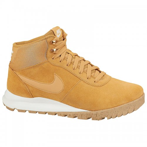 Ботинки Nike Hoodland Suede - Light Brown/Metallic Gold