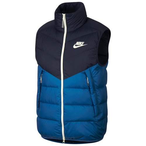 Жилет Nike Sportswear Windrunner Down Fill - Blue/Light Blue