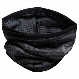 Повязка на шею Nike Run Therma Sphere Neck Warmer - Dark Grey