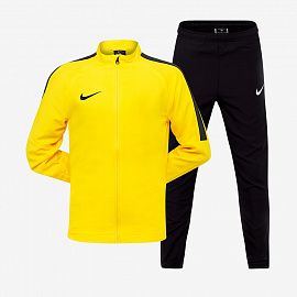 Спортивный костюм  Nike Boys Academy 18 Woven Tracksuit - Tour Yellow/Black/Anthracite