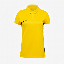 Поло  Nike Womens Dry Academy 18 SS Polo Shirt - Tour Yellow/Anthracite/Black