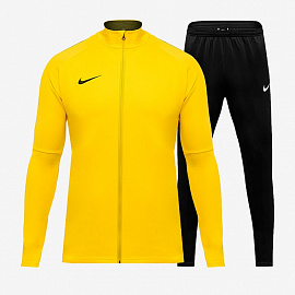 Спортивный костюм  Nike Academy 18 Woven Tracksuit - Tour Yellow/Black/Anthracite/