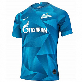 Футболка детская Zenit Saint Petersburg 2019/20 Stadium Home - Blue