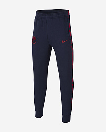 Брюки Nike FC Barcelona Fleece Pants - Dark Blue