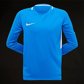 Детская футболка Nike Park III LS GK Jersey - Photo Blue/White