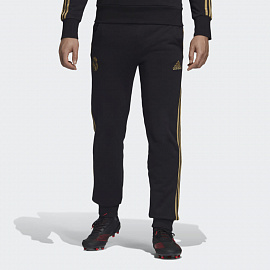 Брюки Adidas Real Madrid Pant - Black/Gold