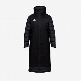 Куртка Adidas Jacket18 Winter Coat - Black/White