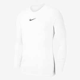 Детское белье Nike Dry Park FirstLayer LS  - WHITE/COOL GREY