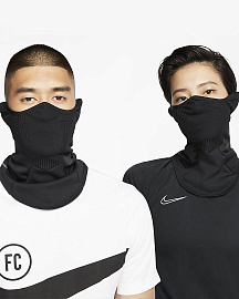 Снуд Nike VaporKnit Strike Snood - Black