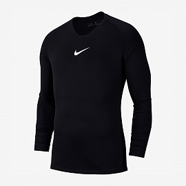 Детское белье Nike Dry Park FirstLayer LS  - BLACK/WHITE