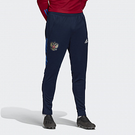 Брюки Adidas Russia Training Tracksuit Bottoms - Blue