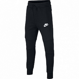 Брюки детские Nike SportsWear Tech Fleece Pant - Black